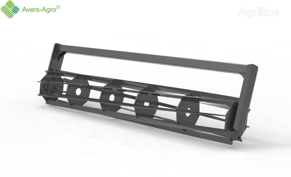 new Avers-Agro press wheel for cultivator