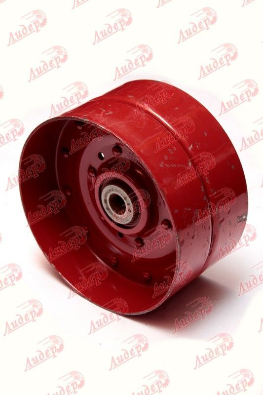 new pulley for CASE IH combine-harvester
