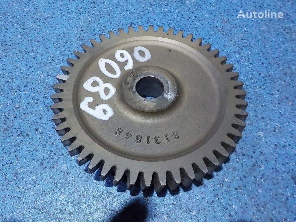 Shesternya kompressora Volvo/Renault pulley for truck
