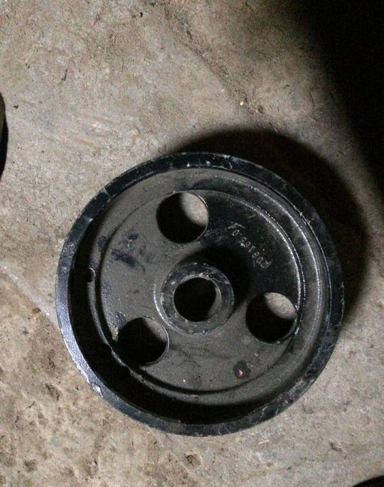 CLAAS (208165) pulley for CLAAS Lexion  grain harvester