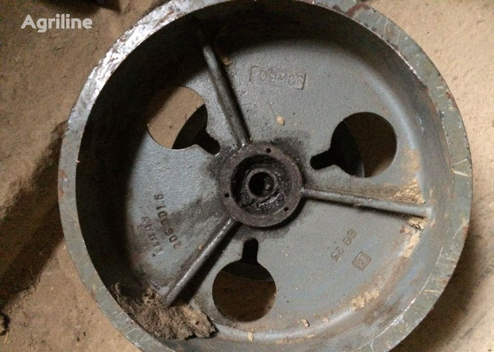 CLAAS (208301.6) pulley for CLAAS Lexion  grain harvester