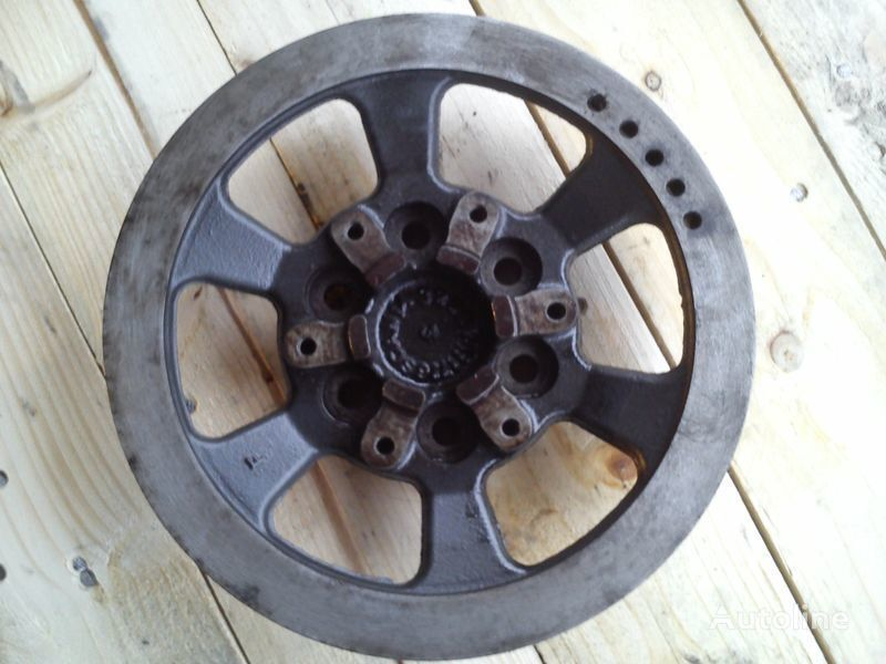 SCANIA pulley for SCANIA SERIE  R / 4 tractor unit