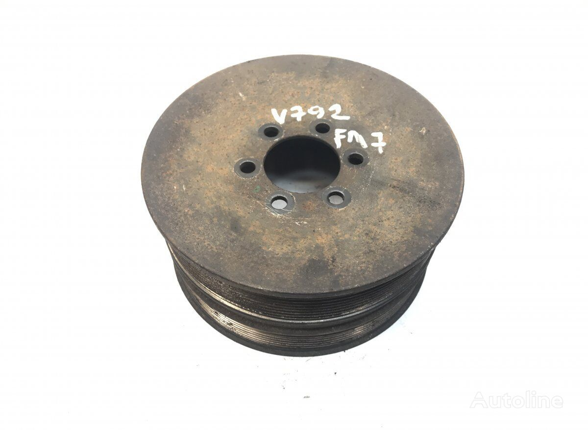 VOLVO Pulley (8149444) pulley for VOLVO FM7/FM9/FM10/FM12/FL/FLC (1998-2005) tractor unit