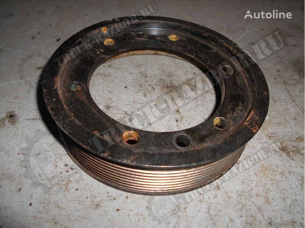 termomufty pulley for DAF tractor unit