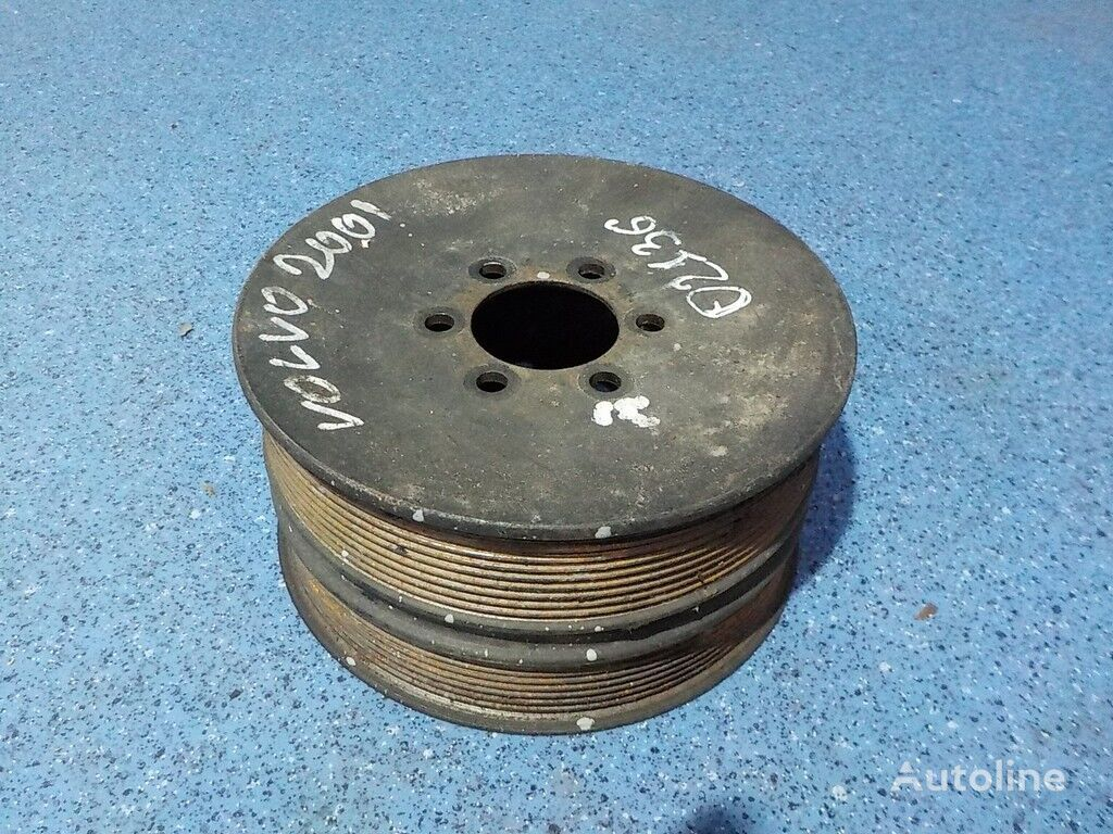 TNVD Volvo pulley for truck