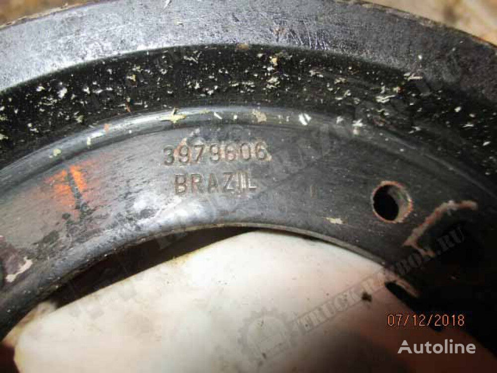 viskomufty, D9 pulley for VOLVO tractor unit