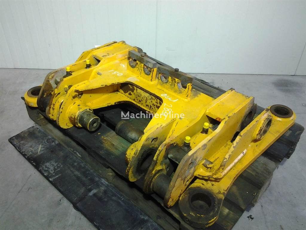 quick coupler for AHLMANN AZ150/AS150 wheel loader
