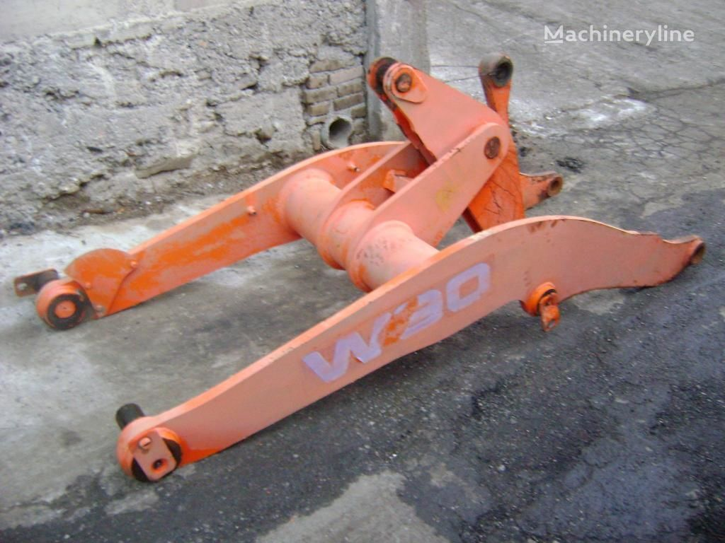 Arm for Loaders quick coupler for FIAT-HITACHI W 90 wheel loader