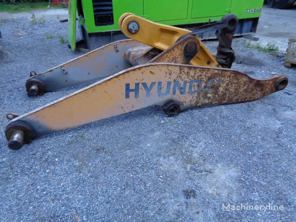 Arm for loaders quick coupler for HYUNDAI wheel loader