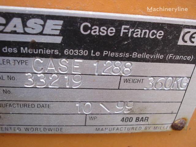 new CASE CS1288 quick coupler for CASE excavator