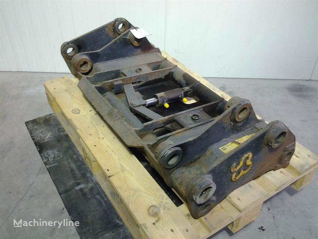 quick coupler for Eurosteel Verachtert wheel loader