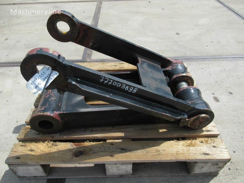 LIEBHERR R922 quick coupler for excavator