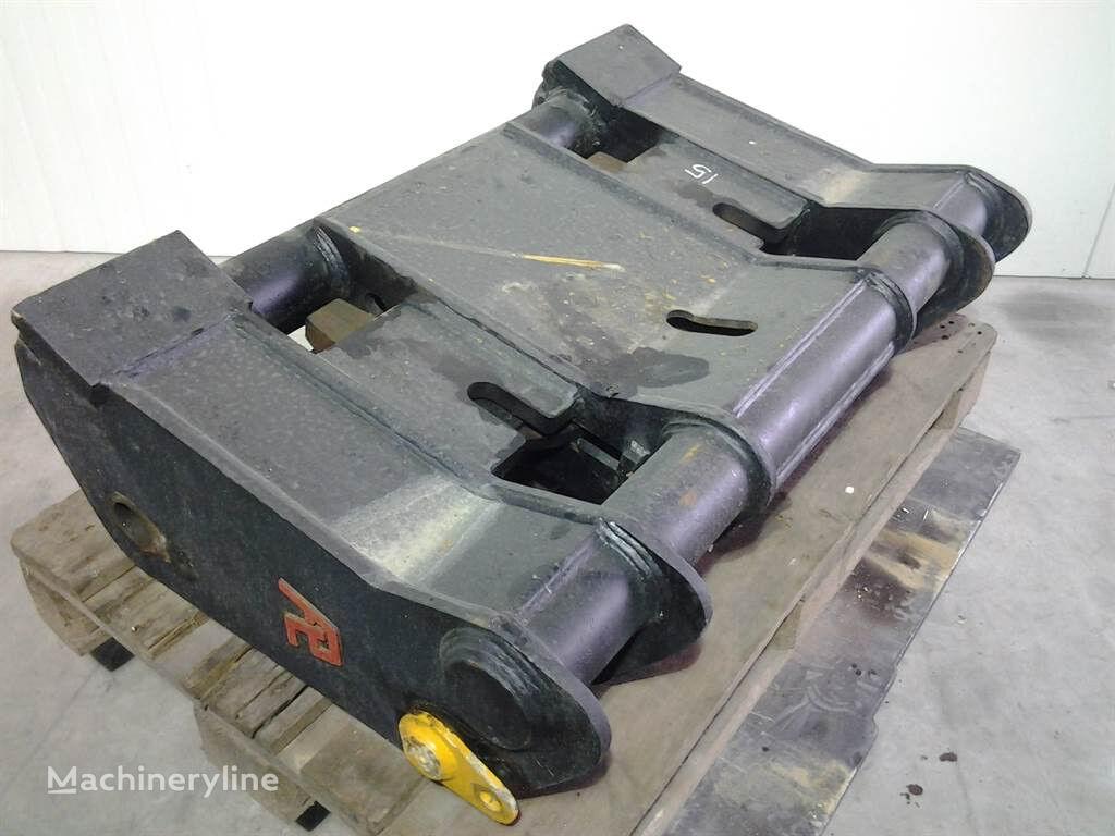 quick coupler for Verachtert SW2000 wheel loader