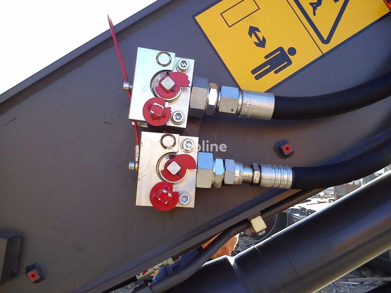 new coupler B-Quick for hydraulic hoses Balavto quick coupler