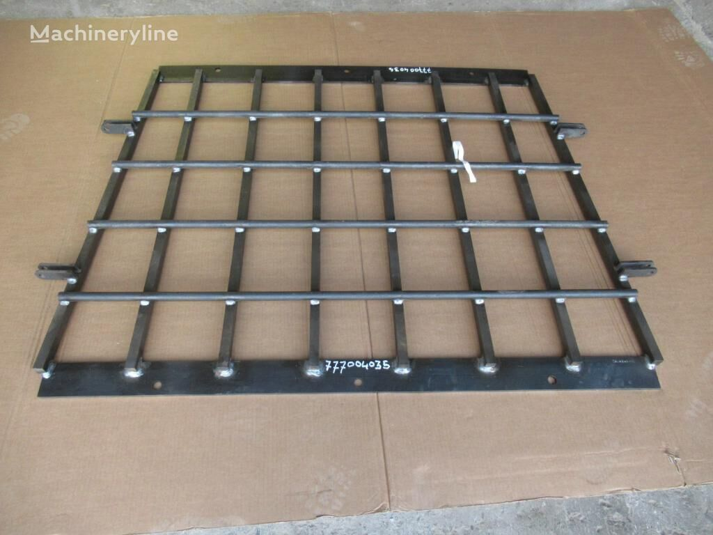 new radiator grille for CATERPILLAR excavator