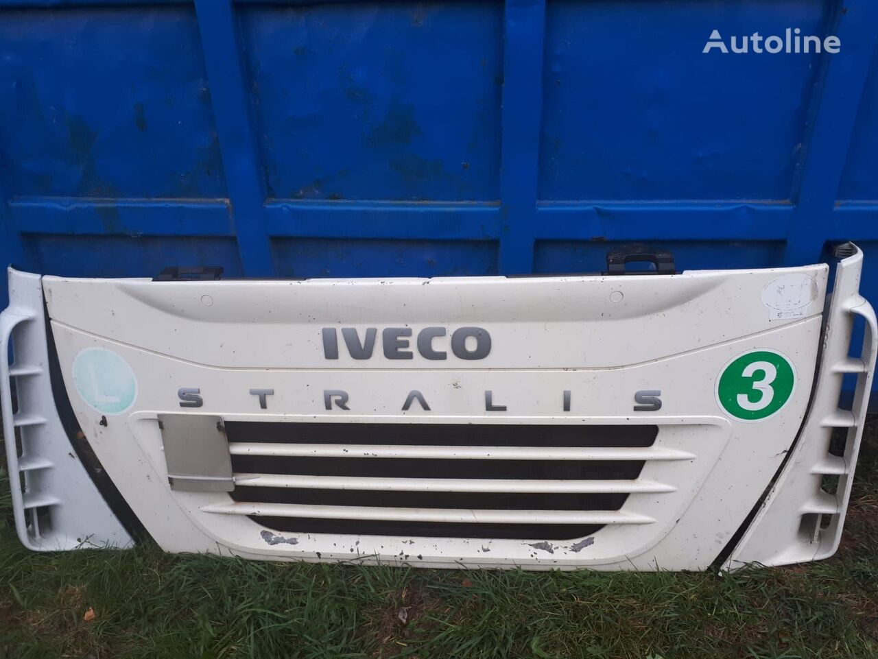 IVECO radiator grille for IVECO Stralis tractor unit