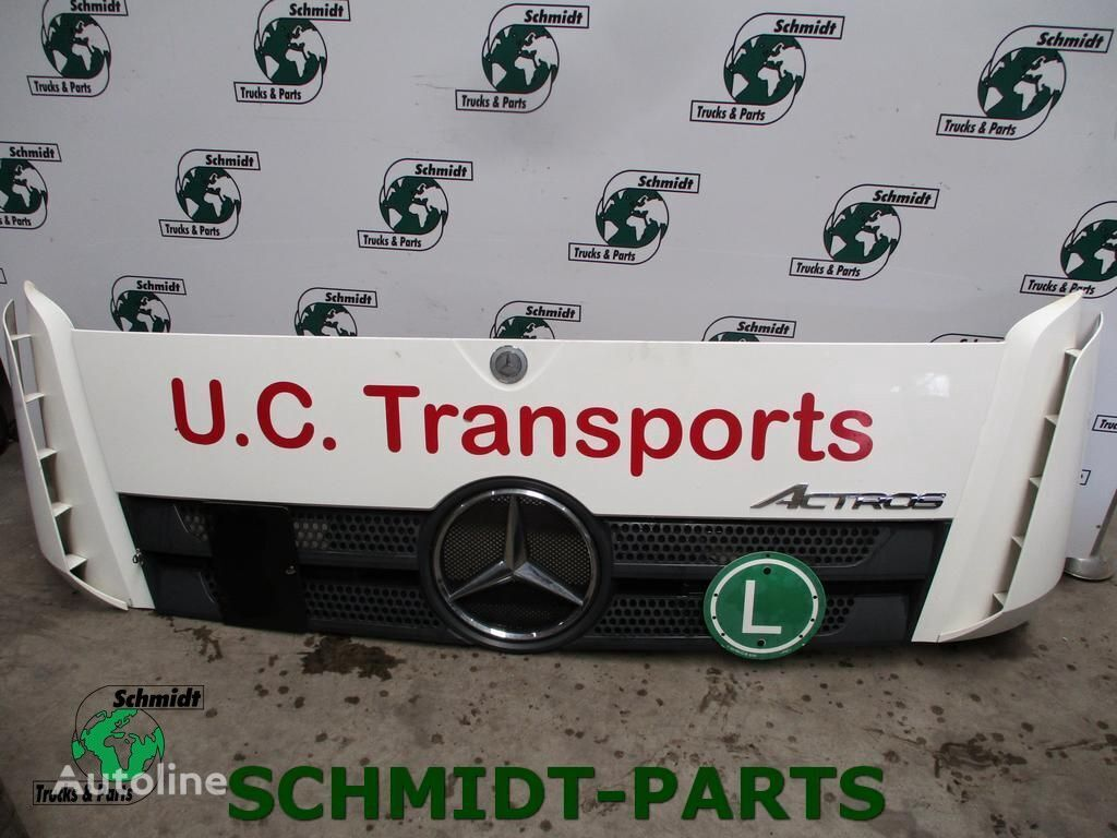 MERCEDES-BENZ radiator grille for MERCEDES-BENZ Actros Mp4 Grille tractor unit