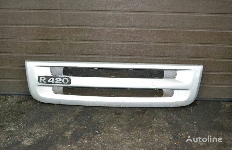 SCANIA (01.04-) radiator grille for SCANIA P G R T-series (2004-) truck