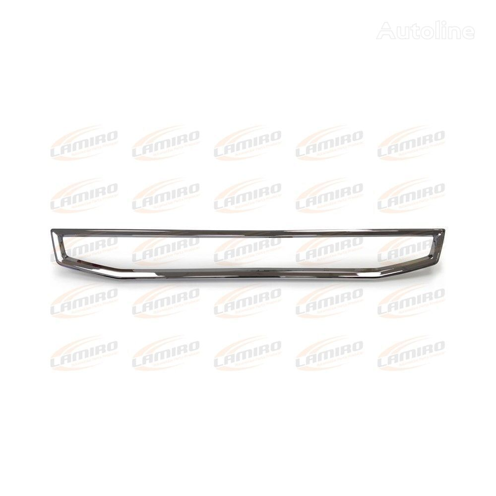 new VOLVO FH4 LOWER GRILL UPPER RIM CHROME radiator grille for VOLVO FH4 (2013-) truck