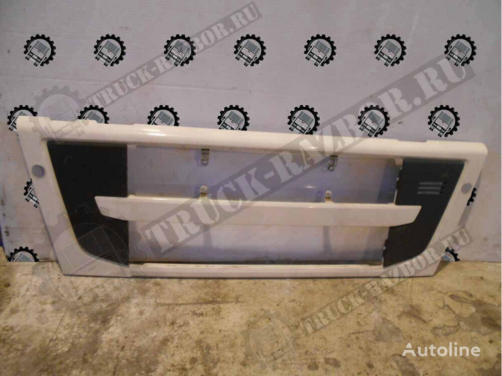 Volvo radiator grille for tractor unit