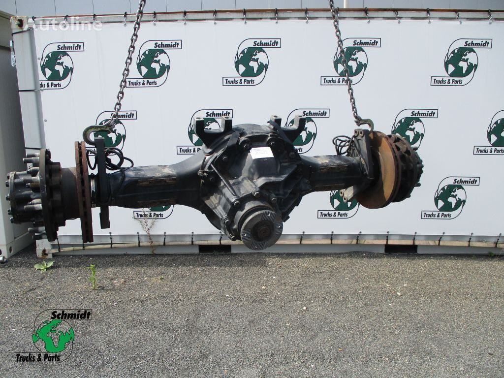 MAN TGS ACHTERAS HY-1350-12 DIFFERENTIEEL RATIO 2,850 (81.35003-7671) rear axle for truck