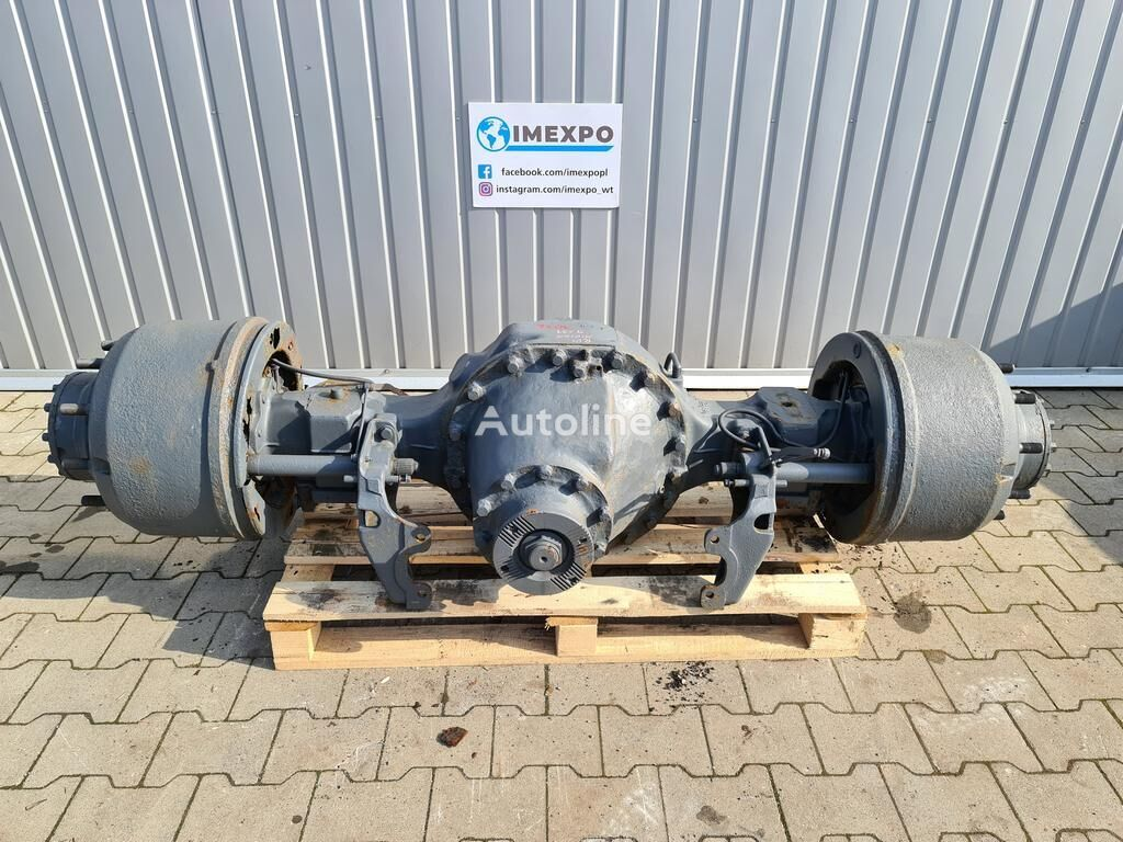 RENAULT P1370A / ratio: 4.11 (37/9) DIFF LOCK/ LIKE NEW rear axle for RENAULT MIDLUM 270 DCI tractor unit