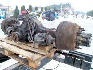rear axle for VOLVO FL6 truck