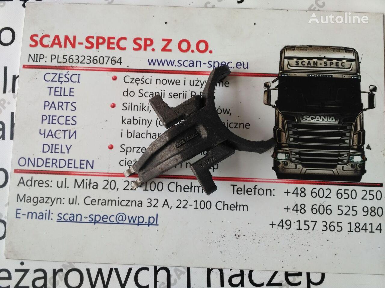 dźwigienka blokady (1115757) rear axle for SCANIA P R G T tractor unit