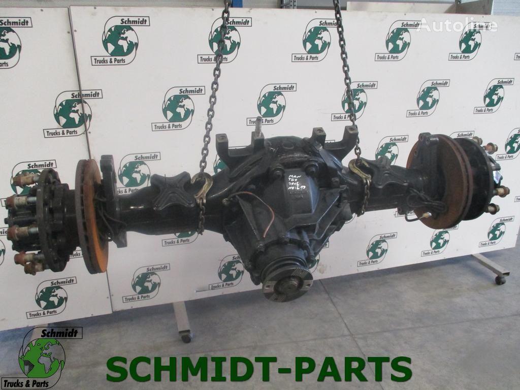 MAN 37:13 / 2.846 81.335010-6288 Achteras (81.35010-6288) rear axle for MAN truck