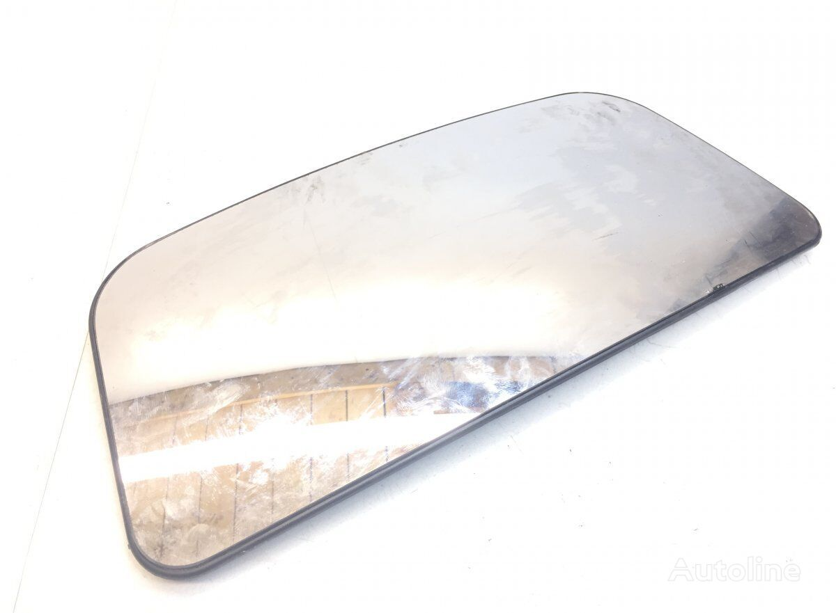 Rear-View Mirror Glass, Large Right rear-view mirror for SCANIA P G R T-series (2004-) tractor unit