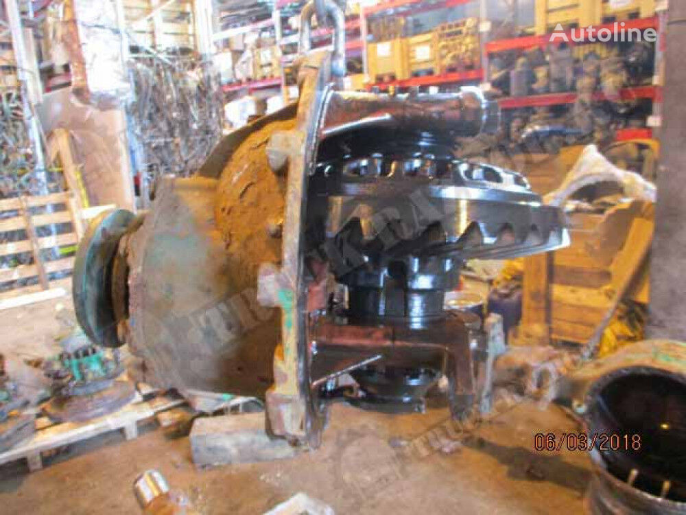 reducer for VOLVO tractor unit