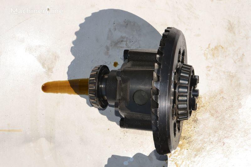 reducer for wheel loader