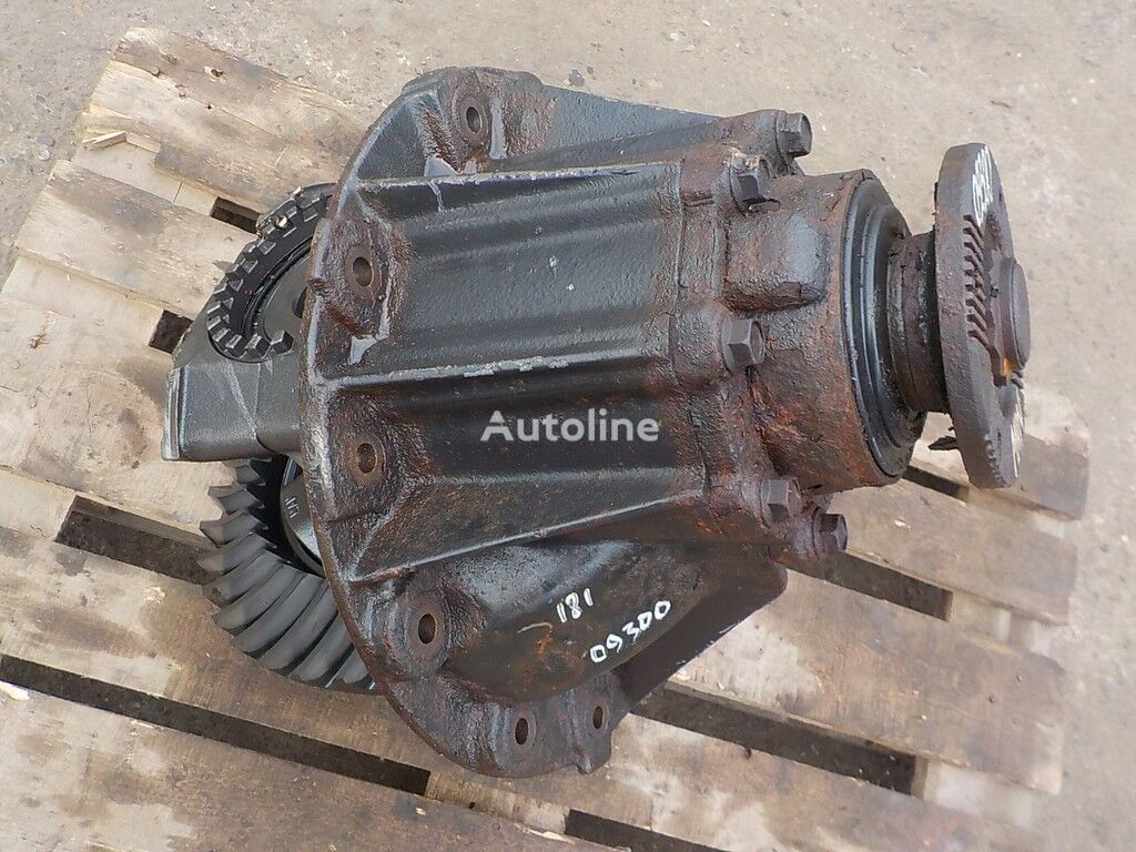 MAN reducer for truck
