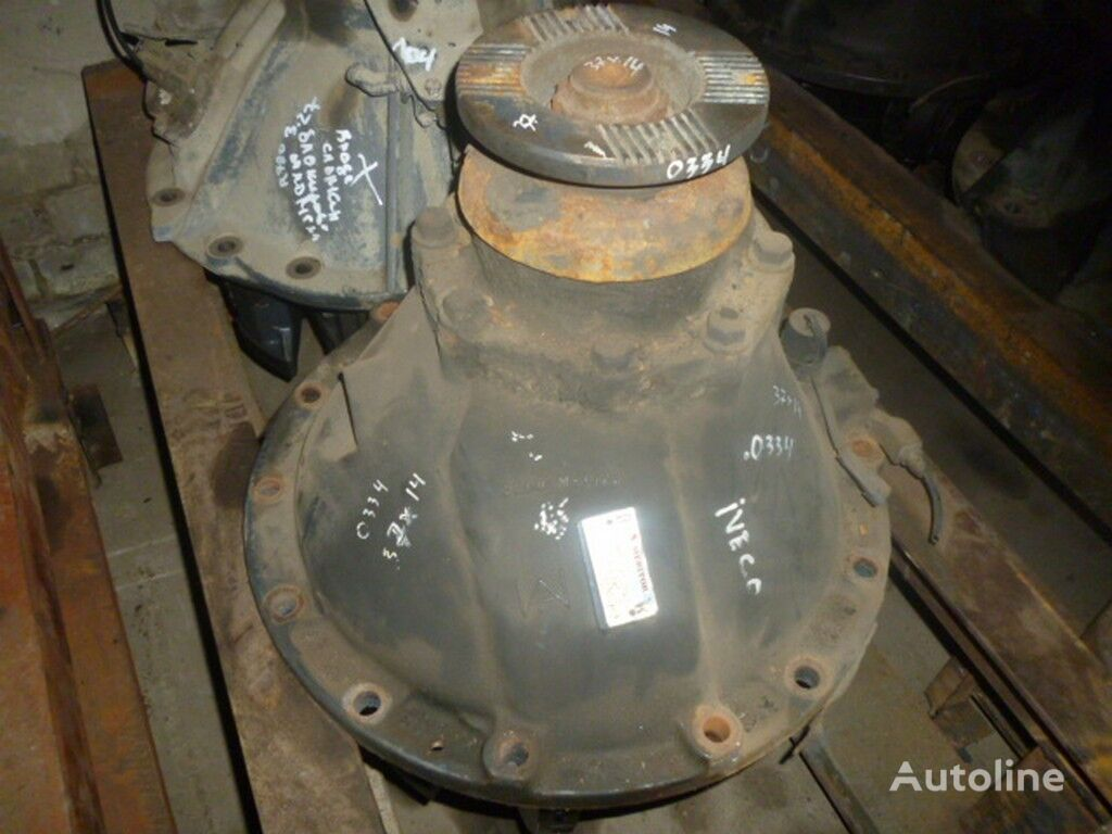 IVECO zadnego mosta (X) reducer for IVECO tractor unit