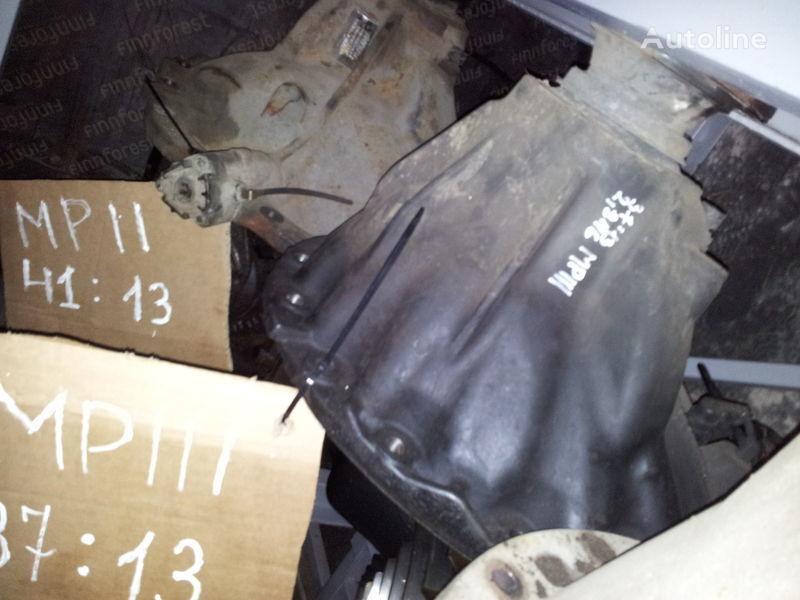Mercedes Benz actros gear axle HL6 ratio 37/13, 2.84 reducer for MERCEDES-BENZ Actros MP3 tractor unit