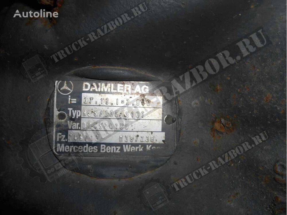 MERCEDES-BENZ zadnego mosta reducer for MERCEDES-BENZ 285 tractor unit
