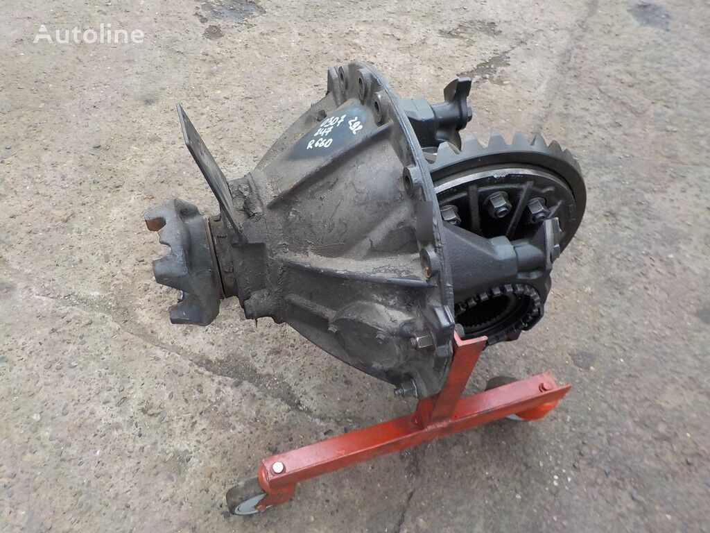 R660 2.92 reducer for truck