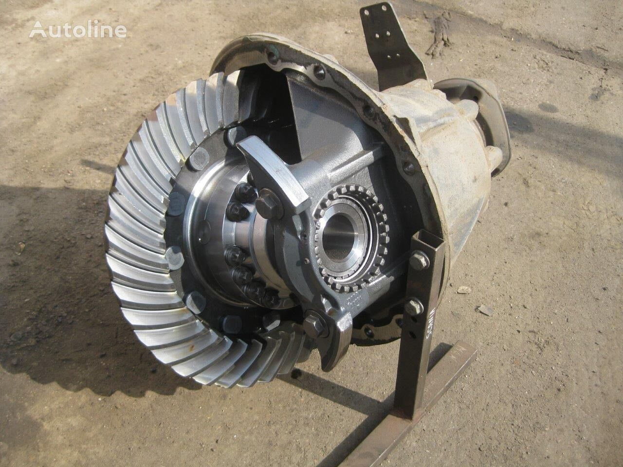 SCANIA 4 - series reducer