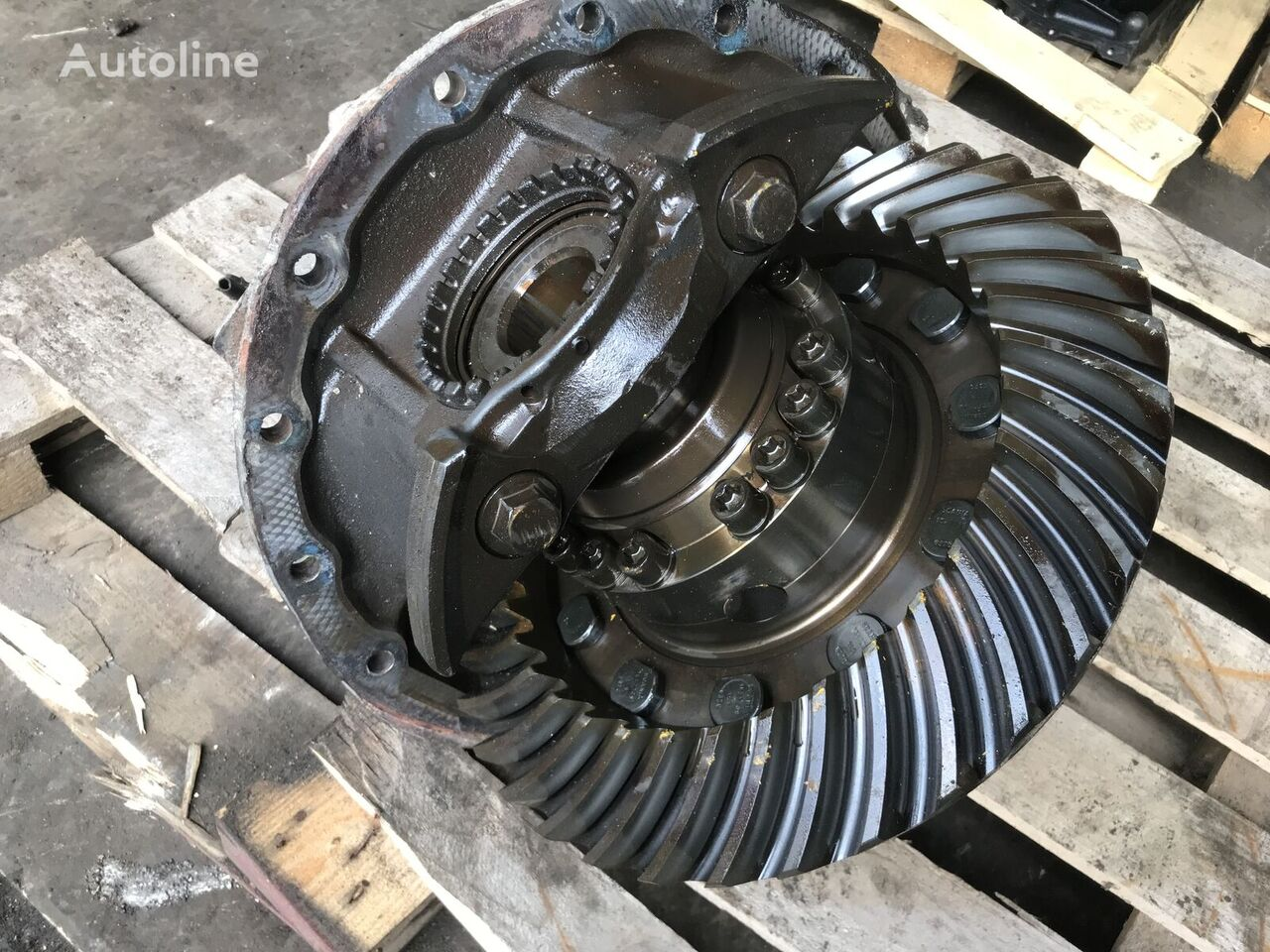SCANIA R782 3.27 reducer for tractor unit