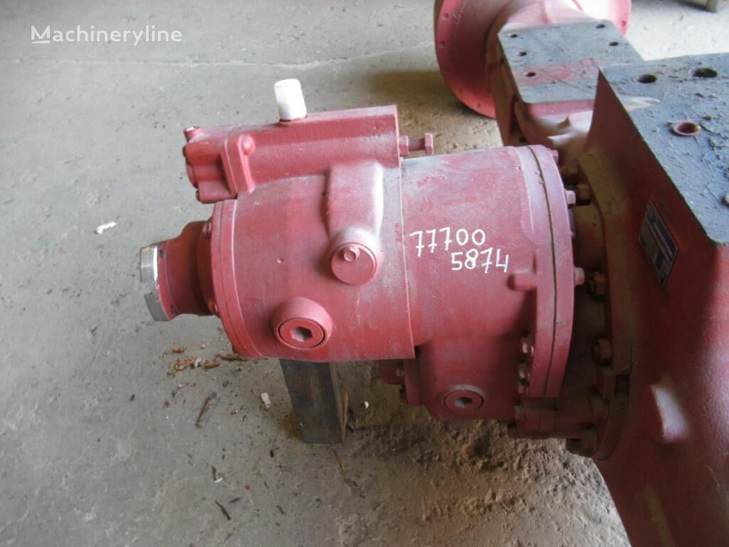 new ZF LKZ-7 reducer for excavator