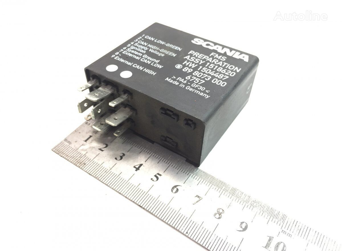 SCANIA (1518620) relay for SCANIA P G R T-series (2004-) truck