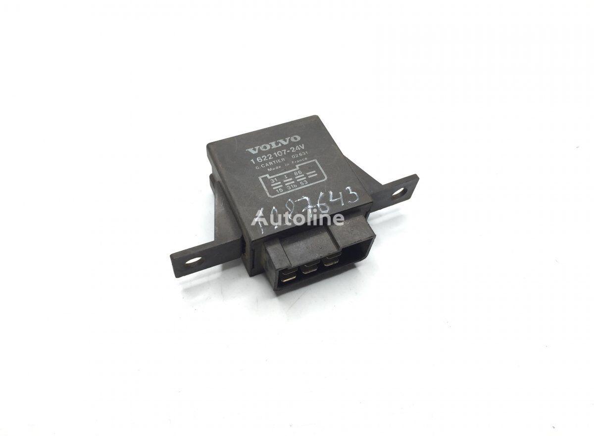VOLVO Windscreen Wiper Motor Relay (1622107) relay for VOLVO FL4/FL6/FL7/FL10/FL12/FS (1985-2000) tractor unit