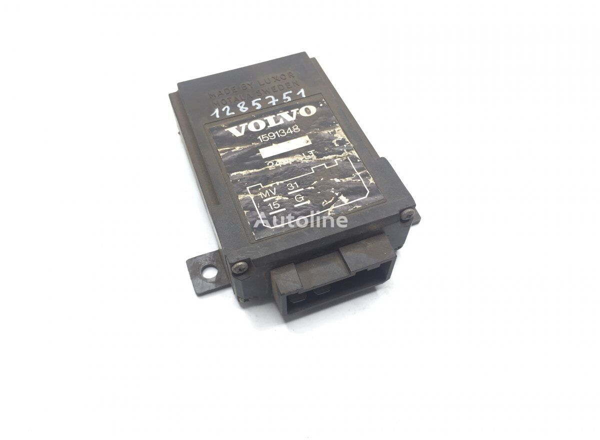 Relay (1591348) relay for VOLVO FH12/FH16/NH12 1-serie (1993-2002) tractor unit