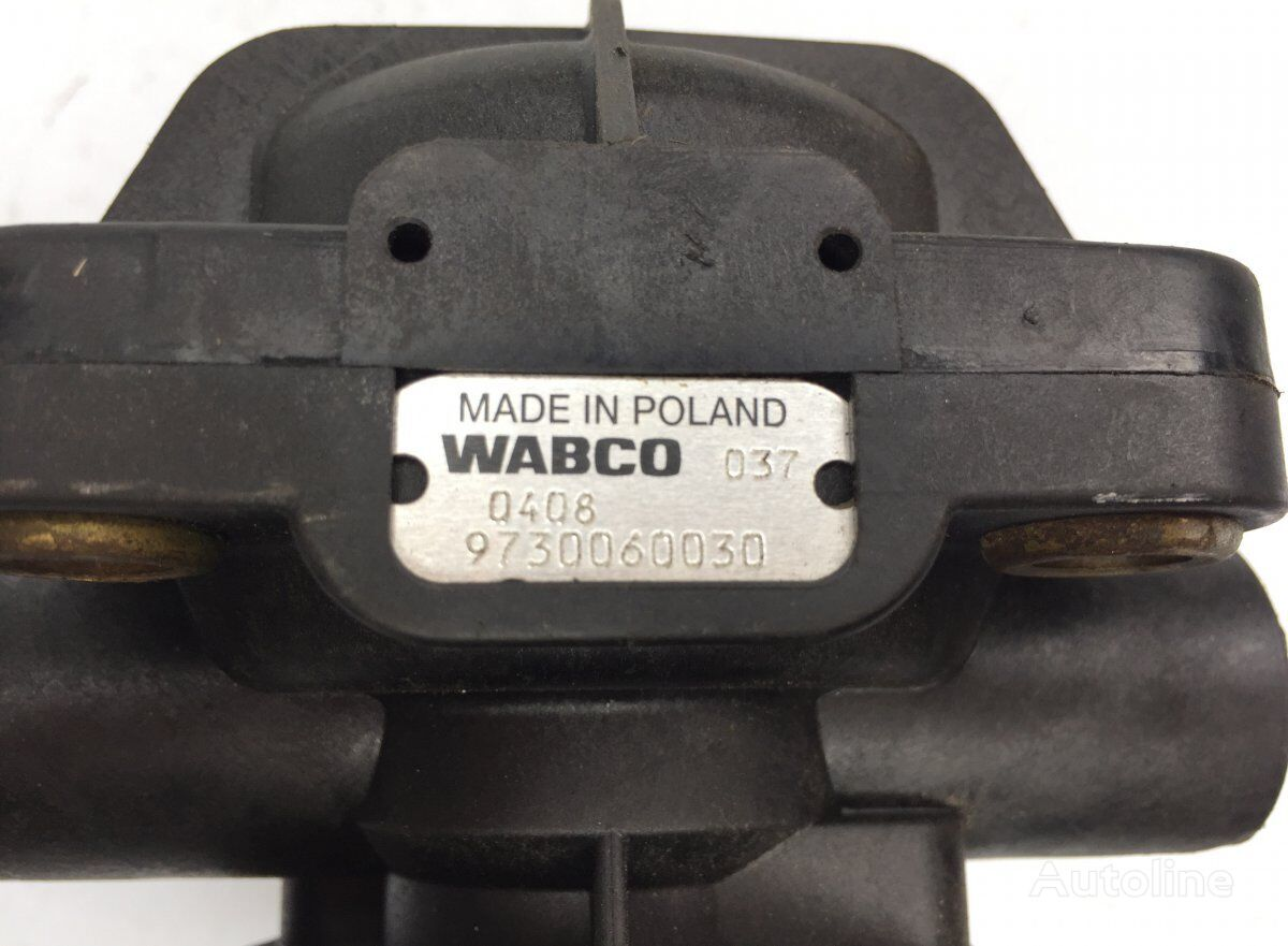 WABCO Relay Valve relay for MAN TGA (2000-2008) tractor unit