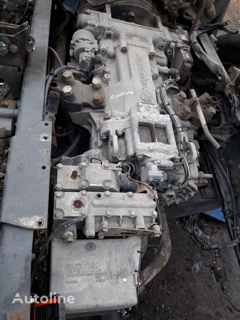 MERCEDES-BENZ G211-16 retarder for tractor unit