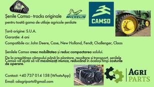 new Camso Senile Original rubber track for crawler tractor