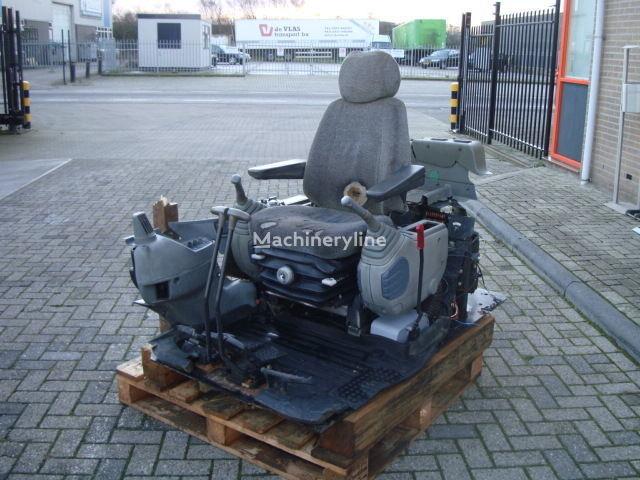 seat for FIAT-HITACHI EX135LC-165LC-215LC-255-285LC-355LC-455LC excavator