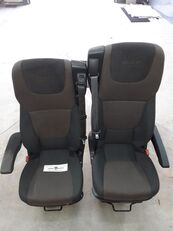 DAF XF 106 SET OF SEATS seat for DAF XF 106 tractor unit