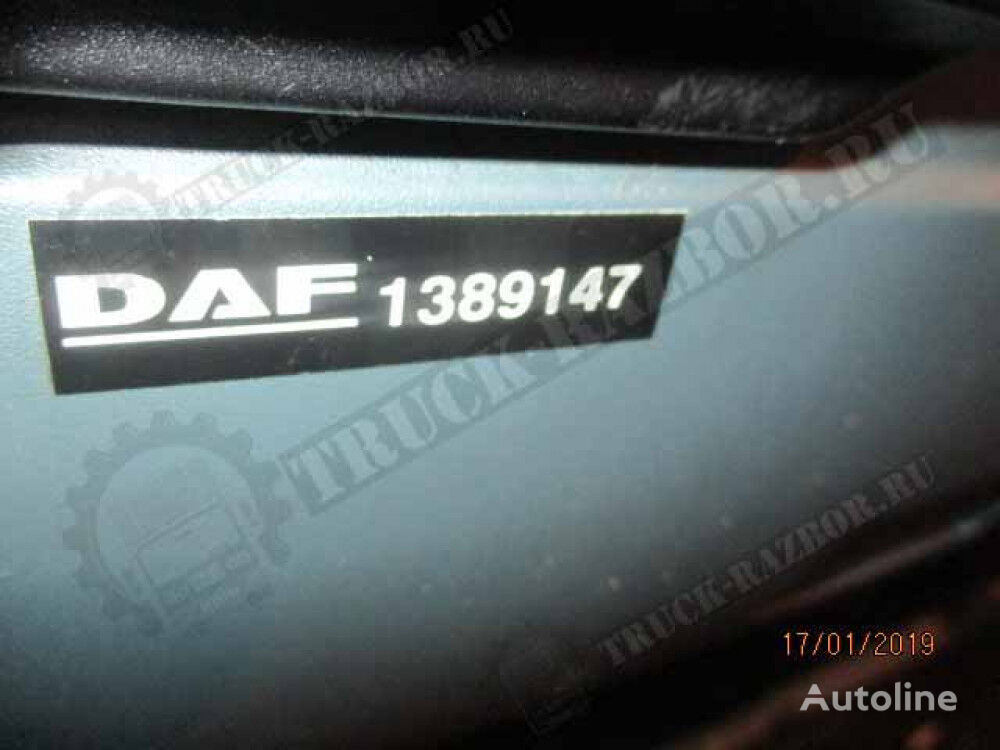 R (1389147) seat for DAF tractor unit