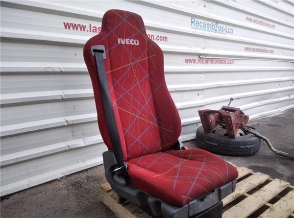 Asiento Delantero Derecho seat for IVECO Trakker Cabina adel. tractor semirrem. 440 (6x4)T [12,9 Ltr. - 280 kW Diesel] truck